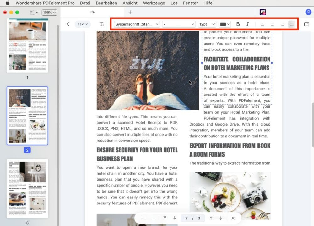 pdf konvertieren mit ocr mac