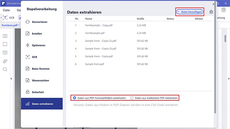 bmp in Excel konvertieren