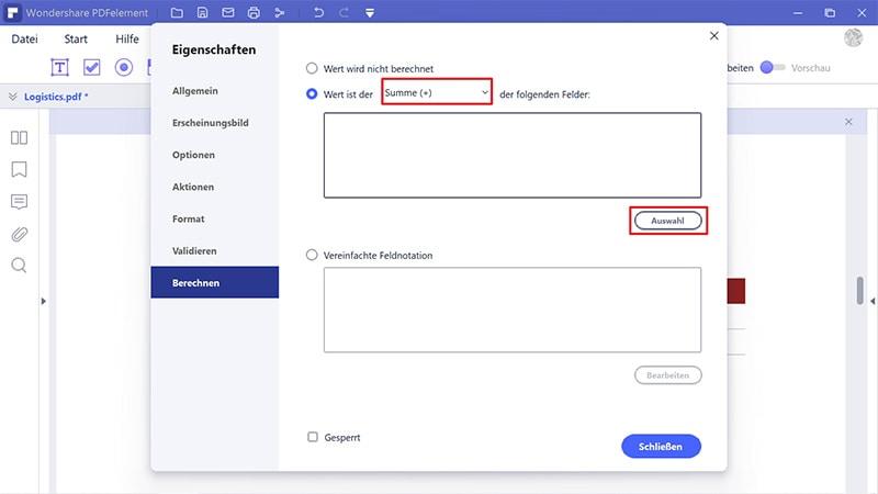 Wie Sie PDF-Dateien in ausfüllbare Formulare konvertieren