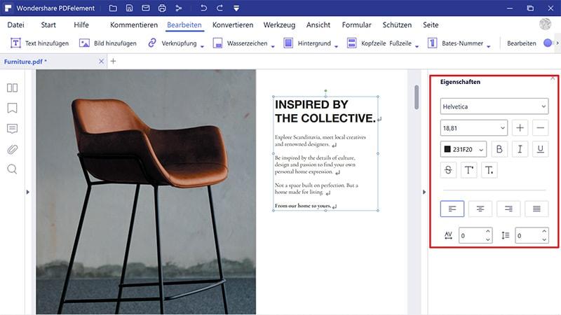 pdf-Objekteditor