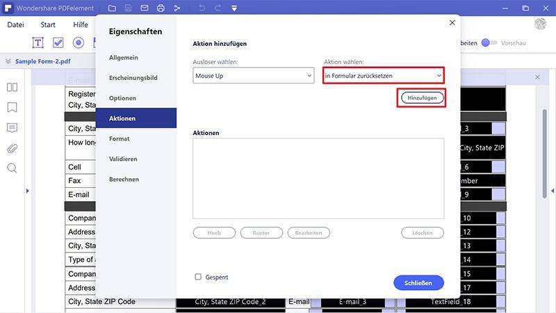 PDF ohne Acrobat in ausfüllbares Formular konvertieren