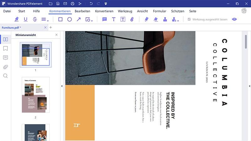 alle seiten in pdf rotieren