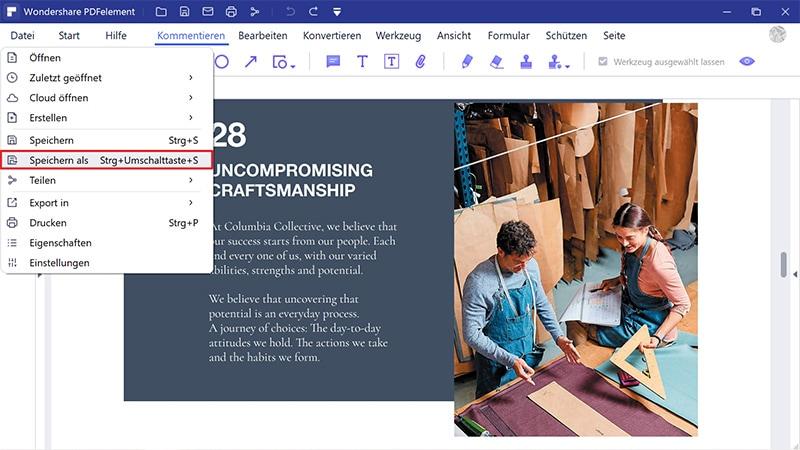 indesign zu html5-Konvertierung