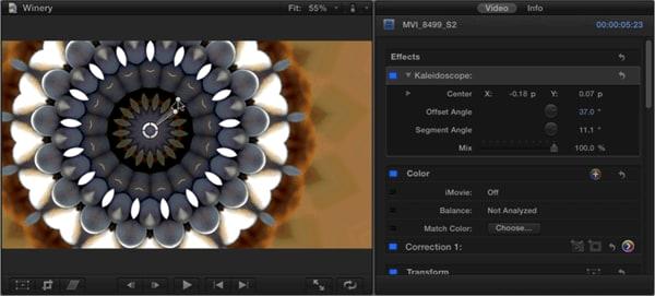 20 Final Cut Pro X Effekte für Sie.
