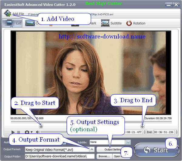 Top 3 Online MP4 Cutter, um MP4 Videos online kostenlos zusammenzufügen - Online Video Cutter